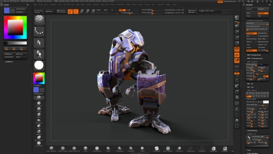 ZBrush-4R9-cracked-torrent